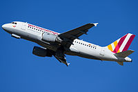 D-AKNS - A319 - Eurowings