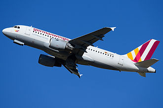 Germanwings - Germanwings Airbus A319-100 wearing the new 2013 livery