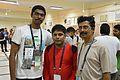 G Sibi Chakravarthy - Prachatosh Mitra - Loganathan R - Wiki Conference India - CGC - Mohali 2016-08-07 9127.JPG