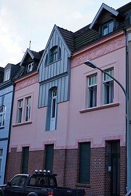 Gabelsbergerstraße in Duisburg