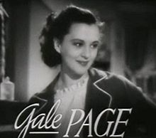 Gale Page in Four Daughters trailer.jpg