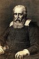 Galileo Galilei. Photograph by Gustav Schauer after an engra Wellcome V0027543EL.jpg