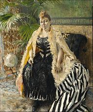 Gallen-Kallela Parisienne 1888