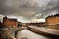 Gamla-stan-Riddarholmen Stockholm June 2010.jpg