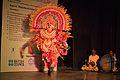 Ganesha - Mahisasuramardini - Chhau Dance - Royal Chhau Academy - Science City - Kolkata 2014-02-13 9109.JPG