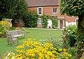 Garden, Jane Austen's House - geograph.org.uk - 945886.jpg