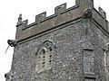 Gargoyles at St. Nicholas, Silton - geograph.org.uk - 170108.jpg