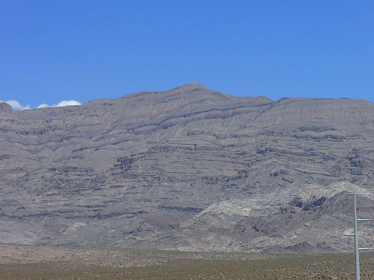 Gass Peak Wikipedia