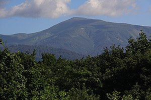 Mount Gassan - Image: Gassan