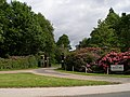 Gates to Woolley Hall - geograph.org.uk - 438358.jpg