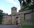 Gateway and chapels, Jesmond Road, Newcastle (geograph 4660049).jpg