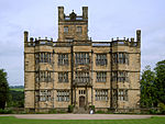 Gawthorpe Hall and Surrounding Balustrade