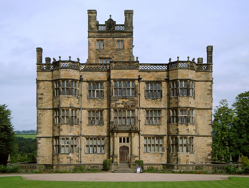 Gawthorpe Hall for the Ingram manor