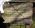 Gedenktafel Alt-Kladow 18 (Klado) Linde.jpg