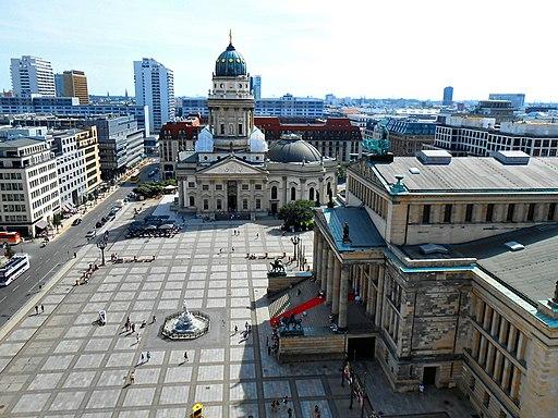 Gendarmenmarkt, Deutscher Dom & Schauspielhaus