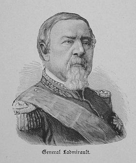 General Ladmirault, par Richard Brend'amour (1831–1915)