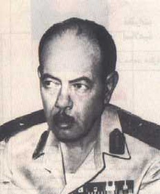 Chief of the General Staff (Egypt) - Image: General Mohamed Fawzi