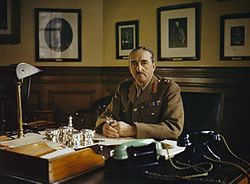 General Sir Alan Brooke, Chief of General Staff, 1942 TR153.jpg