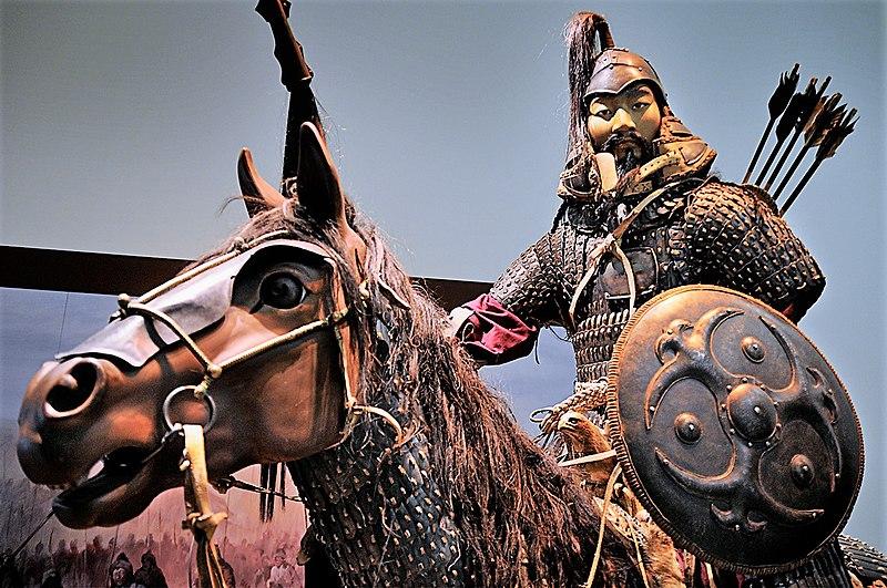 ファイル:Genghis Khan The Exhibition