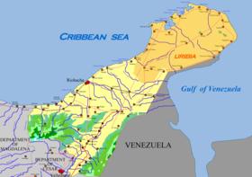 Península de la Guajira - WikiVisually