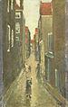 George Hendrik Breitner - Buurtje in de Amsterdamse Jordaan.jpg