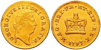 George III Third Guinea 73244