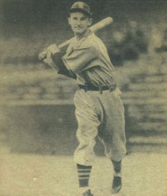 George McQuinn - McQuinn in 1940