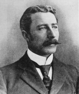 George McRae - George McRae, circa 1890