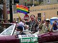 George Takei Chicago Gay & Lesbian Pride 2006.jpg