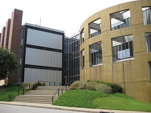 George W. Woodruff School of Mechanical Engineering - Manufacturing Related Disciplines Complex (MRDC)