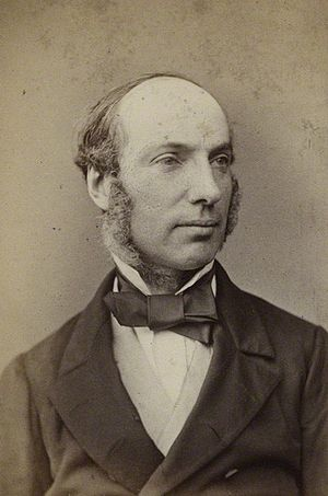George Young, Lord Young - George Young, photograph about 1868