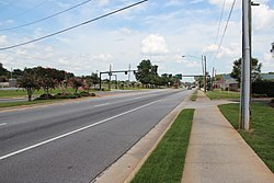 Georgia State Route 331 in Forest Park.JPG