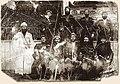 Georgian horsemen in Wild West Shows, USA, 1893.jpg