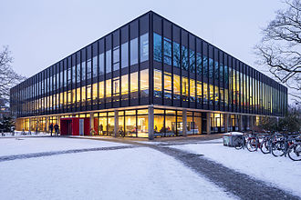 German National Library of Science and Technology - Image: German National Library of Science and Technology TIB university library Hannover UB Am Welfengarten 1b Nordstadt Hannover Germany 03