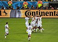Germany and Argentina face off in the final of the World Cup 2014 -2014-07-13 (46).jpg