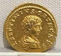 Geta caesar, aureo, 198-209 ca..JPG