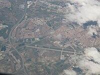 Getafe Air Base - Aerial photograph