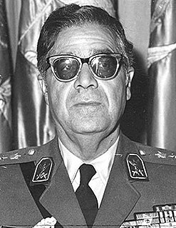 Gholam Reza Azhari Iranian military leader and prime minister