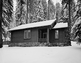 Giant Forest Village–Camp Kaweah Historic District United States historic place
