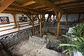 Gibraltar Museum open-air archaeological exhibit.jpg
