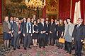 Giorgio Napolitano meets EUI Researchers (12770054124).jpg