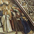 Giotto di Bondone - Franciscan Allegories - Allegoty of Poverty (detail) - WGA09095.jpg