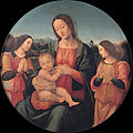 Giovanni Antonio Sogliani - Madonna with the Child and angels - Google Art Project.jpg