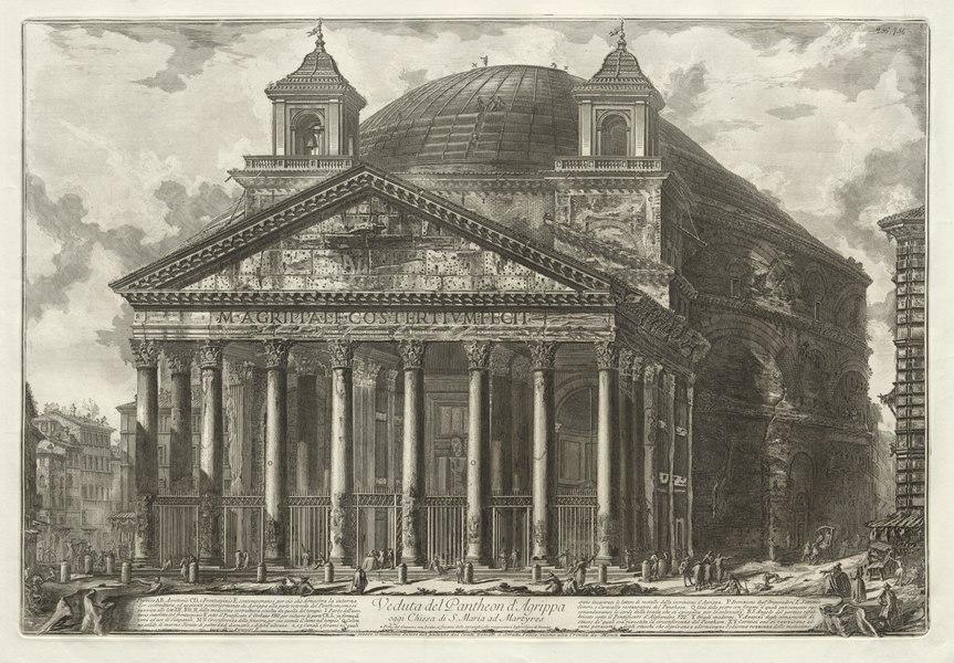 pantheon rome - image 9