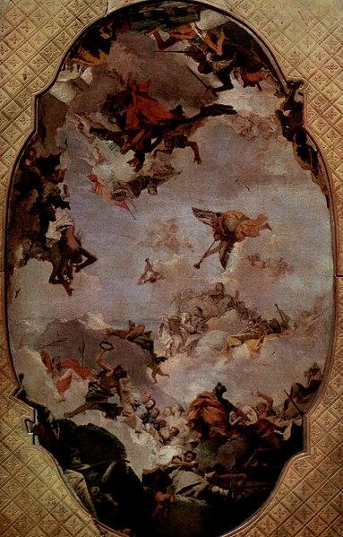 [peinture] Vos oeuvres préférées - Page 2 383px-Giovanni_Battista_Tiepolo_007