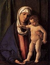 Giovanni Bellini - Virgin and Child - WGA01699