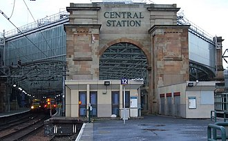 James Miller (architect) - Image: Glasgow Central Station geograph.org.uk 1108852
