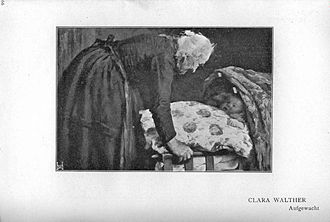 Glaspalast (Munich) - Awakened by Clara Walther, Official catalogue of the 8th International Exhibition in 1901