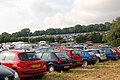 Glastonbury Festival - E1 carpark looking north - geograph.org.uk - 1388948.jpg