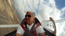 Файл:Glider aerobatics Georgij Kaminski - YouTube.webm